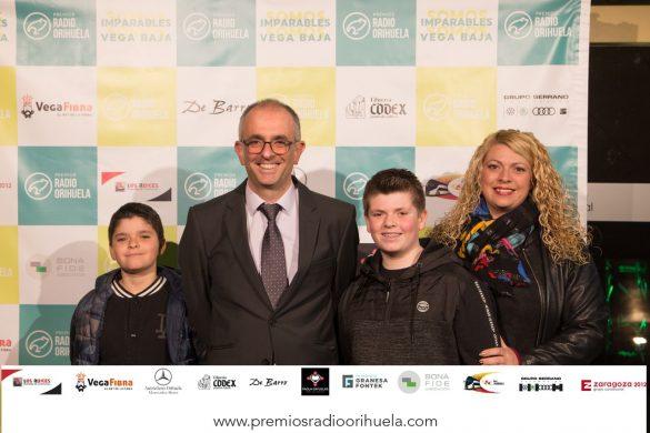 Emoción, diversión y magia en la II edición de los Premios Radio Orihuela 53