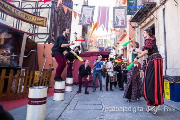 La Armengola pregona el Mercado Medieval de Orihuela 61