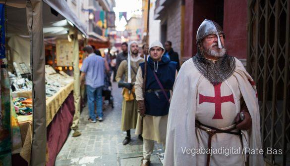 Orihuela clausura su Mercado Medieval con éxito y gran afluencia 16