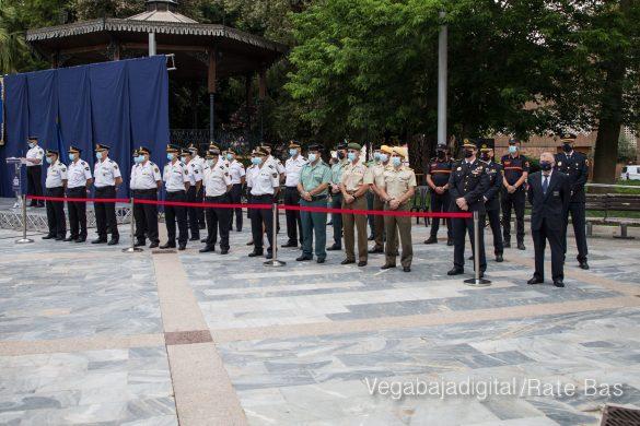 FOTOGALERÍA | Entrega de bastón de mando al Comisario de la Policía Nacional de Orihuela 28