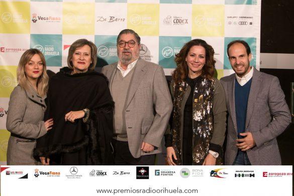 Emoción, diversión y magia en la II edición de los Premios Radio Orihuela 54