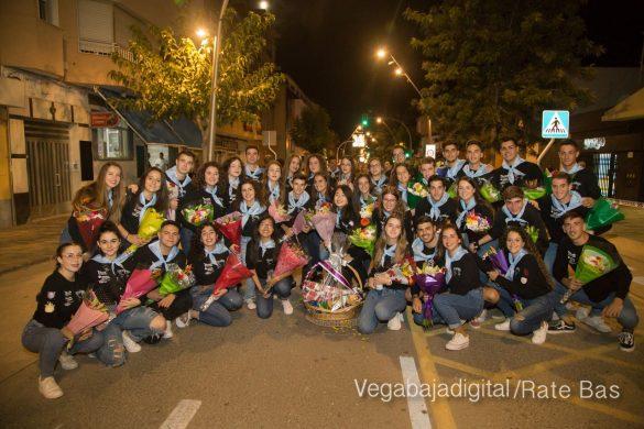 Ofrenda floral en Pilar de la Horadada 102