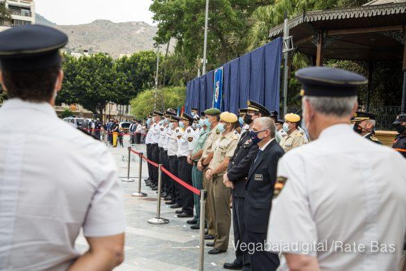 FOTOGALERÍA | Entrega de bastón de mando al Comisario de la Policía Nacional de Orihuela 29