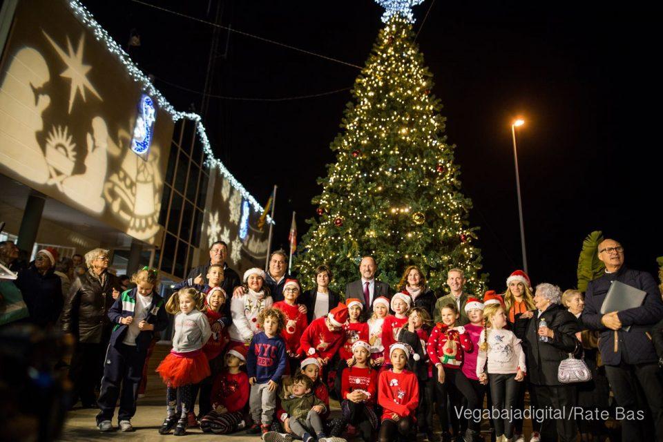La Navidad ilumina Orihuela Costa 6