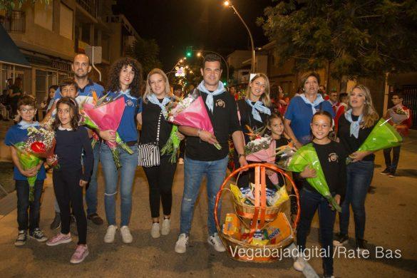 Ofrenda floral en Pilar de la Horadada 103