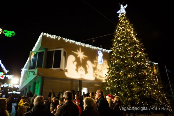 La Navidad ilumina Orihuela Costa 54