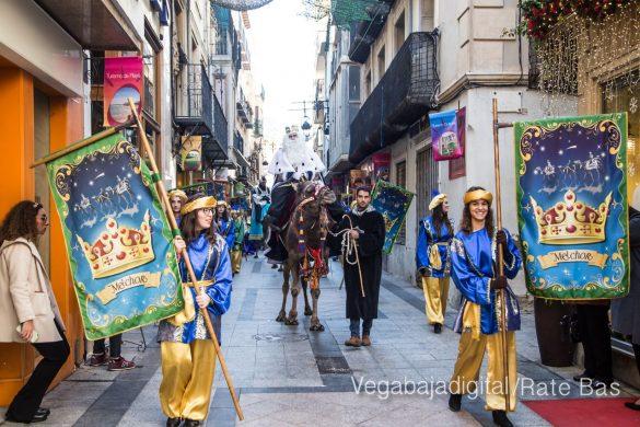 Los Reyes Magos se reencuentran con los niños de Orihuela 52