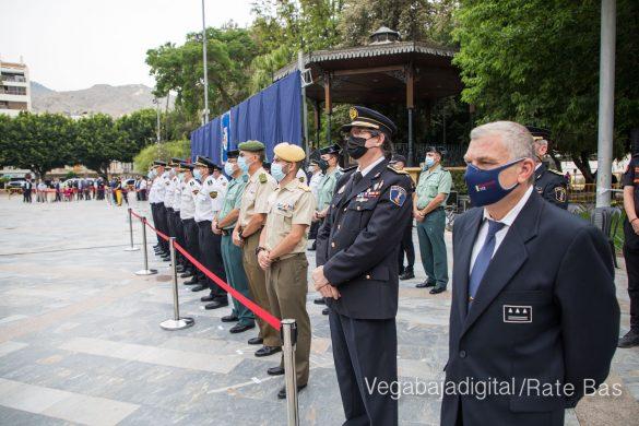 FOTOGALERÍA | Entrega de bastón de mando al Comisario de la Policía Nacional de Orihuela 30