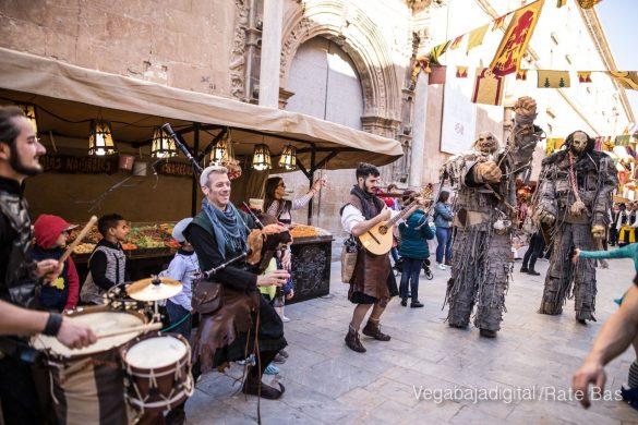 Orihuela está inmersa en su XXII Mercado Medieval 86