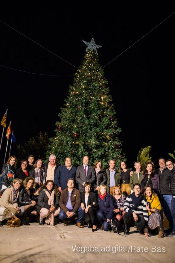 La Navidad ilumina Orihuela Costa 55