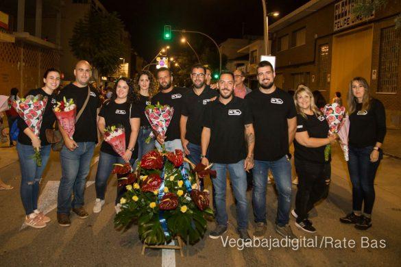 Ofrenda floral en Pilar de la Horadada 105