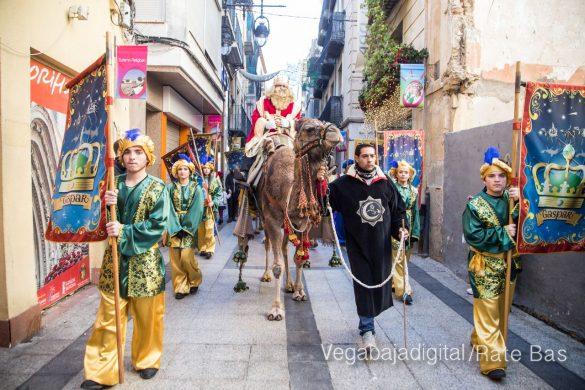 Los Reyes Magos se reencuentran con los niños de Orihuela 53