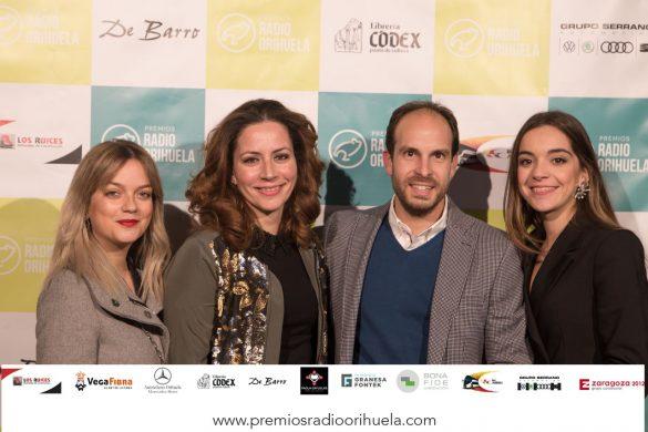 Emoción, diversión y magia en la II edición de los Premios Radio Orihuela 55