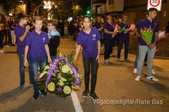 Ofrenda floral en Pilar de la Horadada 106