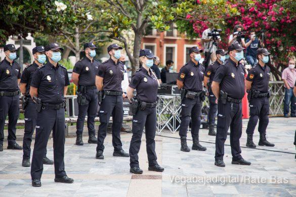 FOTOGALERÍA | Entrega de bastón de mando al Comisario de la Policía Nacional de Orihuela 31