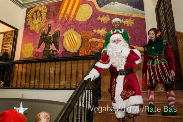 Papá Noel llena de ilusión a Orihuela 61