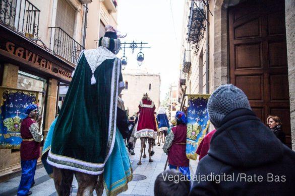 Los Reyes Magos se reencuentran con los niños de Orihuela 54