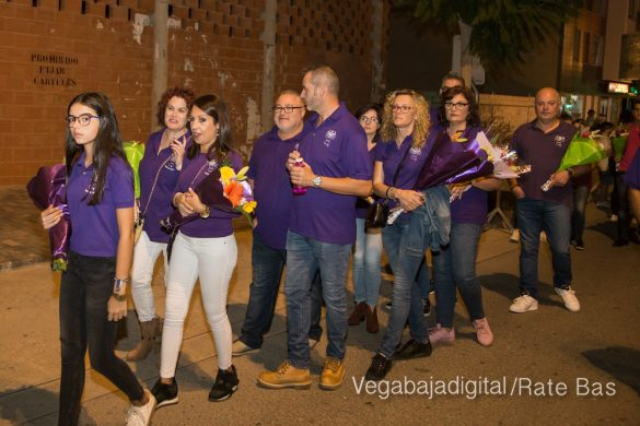 Ofrenda floral en Pilar de la Horadada 107