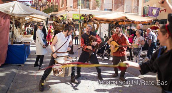 La Armengola pregona el Mercado Medieval de Orihuela 63