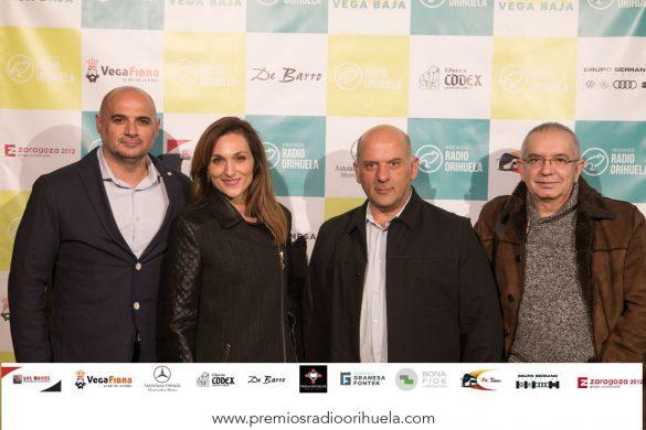 Emoción, diversión y magia en la II edición de los Premios Radio Orihuela 56
