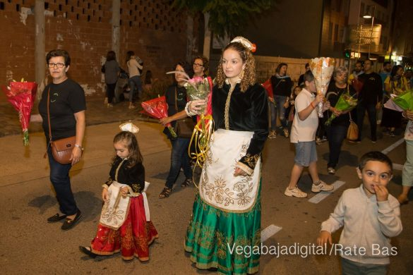 Ofrenda floral en Pilar de la Horadada 110
