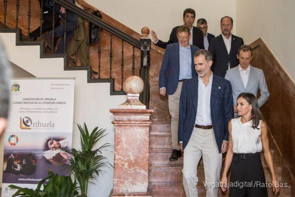 Los Reyes Felipe y Letizia visitan Orihuela 32