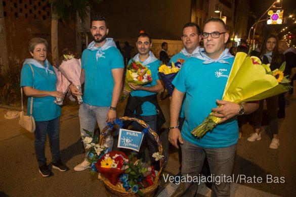 Ofrenda floral en Pilar de la Horadada 111