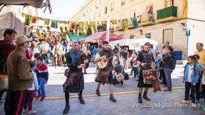 Orihuela está inmersa en su XXII Mercado Medieval 120