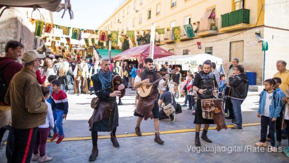 Orihuela está inmersa en su XXII Mercado Medieval 84
