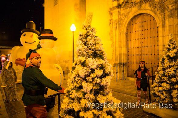 Papá Noel llena de ilusión a Orihuela 59