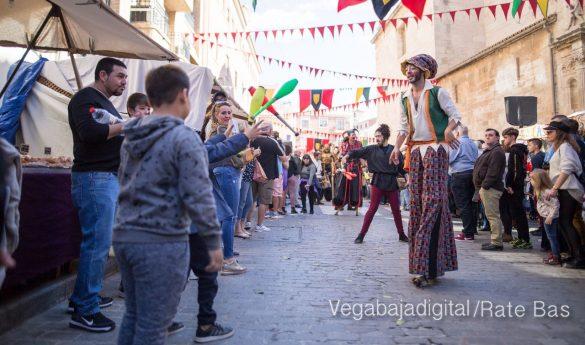La Armengola pregona el Mercado Medieval de Orihuela 64