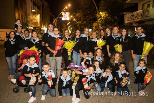 Ofrenda floral en Pilar de la Horadada 112
