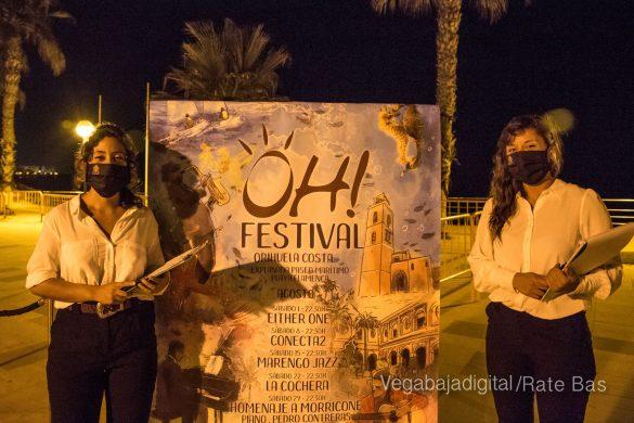 La música anima a Orihuela Costa con el Oh! Festival 11