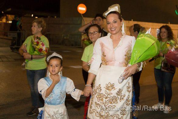 Ofrenda floral en Pilar de la Horadada 113