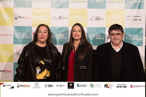 Emoción, diversión y magia en la II edición de los Premios Radio Orihuela 58