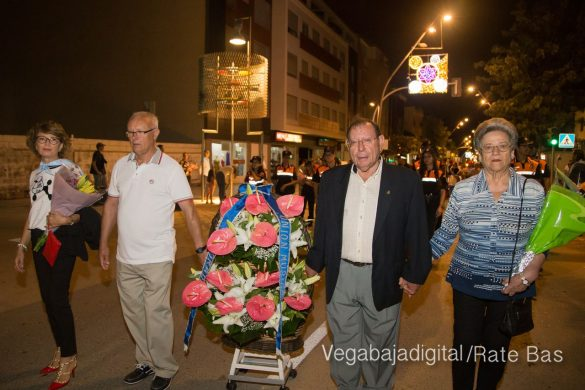 Ofrenda floral en Pilar de la Horadada 114