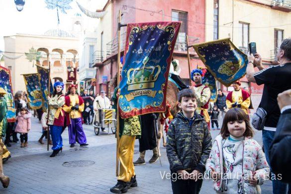 Los Reyes Magos se reencuentran con los niños de Orihuela 57