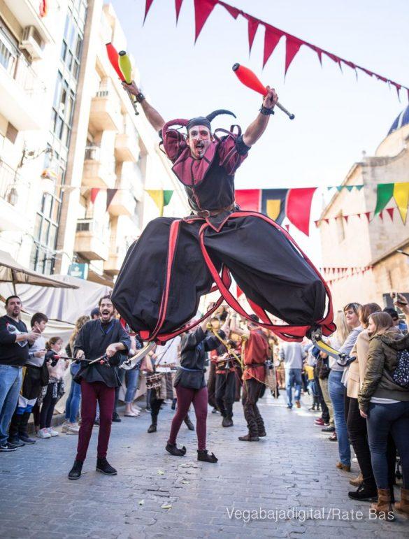 La Armengola pregona el Mercado Medieval de Orihuela 66