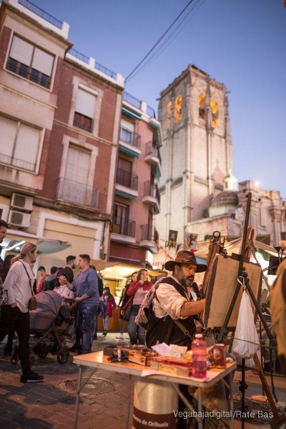 Orihuela clausura su Mercado Medieval con éxito y gran afluencia 23