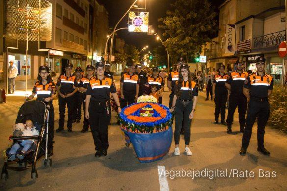 Ofrenda floral en Pilar de la Horadada 115