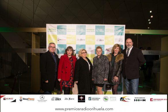 Emoción, diversión y magia en la II edición de los Premios Radio Orihuela 59