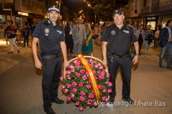 Ofrenda floral en Pilar de la Horadada 116