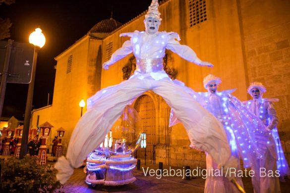 Papá Noel llena de ilusión a Orihuela 58
