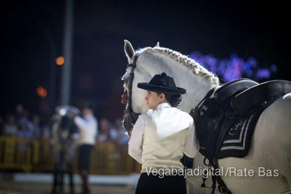 La espectacularidad de los caballos hechiza a los asistentes a FEGADO 67