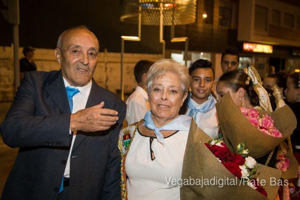 Ofrenda floral en Pilar de la Horadada 118