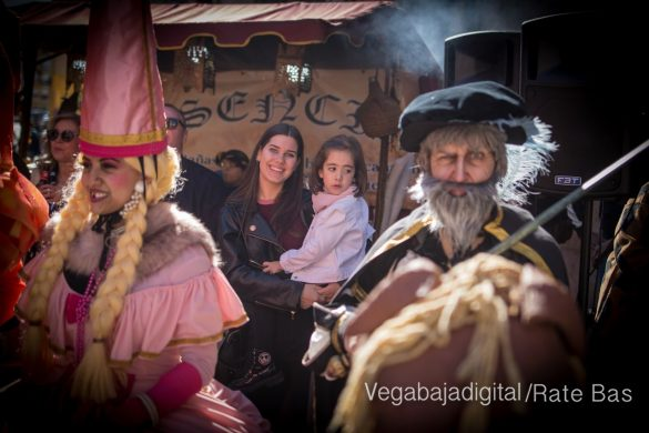La Armengola pregona el Mercado Medieval de Orihuela 67
