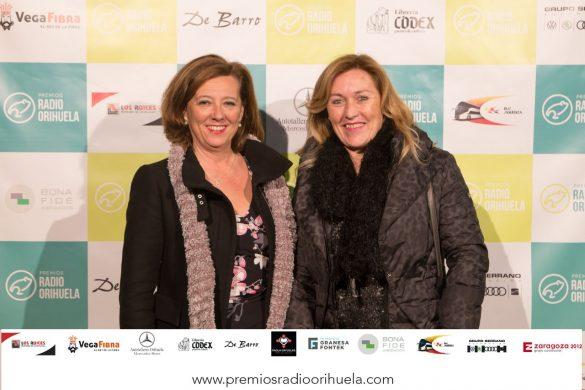 Emoción, diversión y magia en la II edición de los Premios Radio Orihuela 61