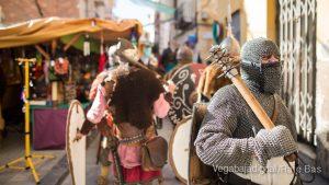 Orihuela está inmersa en su XXII Mercado Medieval 125