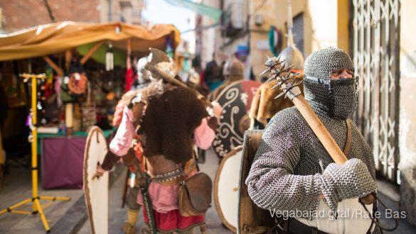 Orihuela está inmersa en su XXII Mercado Medieval 79