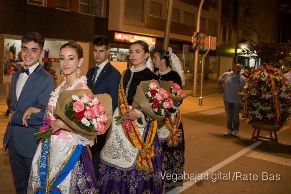 Ofrenda floral en Pilar de la Horadada 122